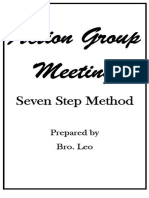 Action Group Meeting Methods