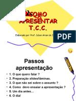 Como Apresentar TCC