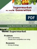 Reed Supermarket 1