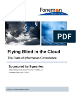 B-ponemon Institute Flying Blind in the Cloud WP.en-us