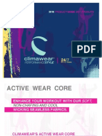 Climawear 2010 Product Guide