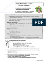 Exercícios de aplicação_homónimas