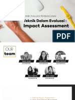 PPT Impact Assessment