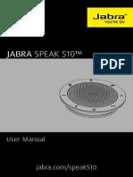 Jabra Speak 510 User Manual_EN RevF