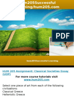 HUM205 professional tutor/hum205.com