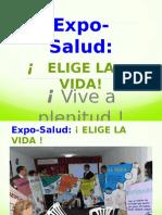 Expo Salud ( Instructivo ) General