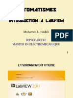 Introduction Labview