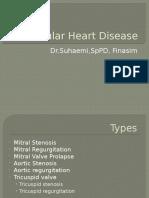 Valvular Heart Disease. Kul
