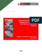 Guía metodológica para la elaboración de perfiles de puestos en las entidades públicas.pdf