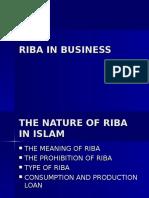 riba in business