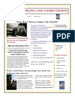 Peace and Power Counseling Volume 1 Issue 4 May 2010