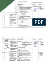 planning document 1