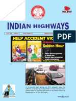 Indian Highway March 2016
