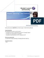 11- (Rapid) Spanning Tree Protocol