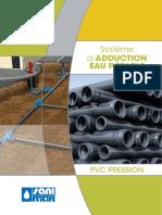 Dépliant Pvc Pression 2016