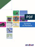Catalogue Sanitaire 2011