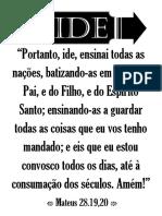 230396249 Cartazes Missionarios Para Imprimir