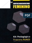 Empreendorismo No Feminino
