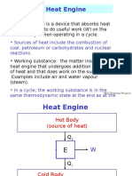 Heat Engine Introduction