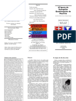 Boletim da 3ª IEQ Paulínia - maio 2010 - n° 1 ano 1