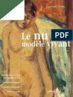 Le Nu - modèle vivant (Eyrolles)