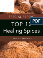 Healing Spices Report