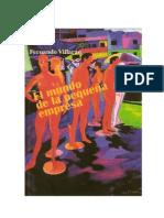 El mundo de la pequeña empresa- Fernando Villaran-COPEME-CONFIEP-MINCETUR-Agosto2007-Carat