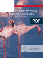 Directrices Sobre Diversidad Biologica y Desarrollo Del Turismokpchns