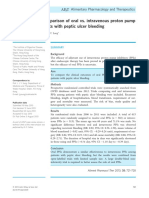Meta-analysis = comparison of oral vs intravenous proton pump inhibitors in patients with peptic ulcer bleeding.pdf