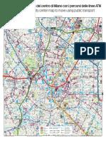 Mappa Centro Milano