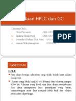 Perbedaan HPLC Dan GC
