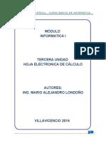 Desarrollo Del Modulo TOMO III