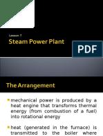 SteamPowerPlant