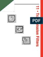 Catalogo de filtros de transmisión