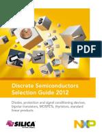 SILICA NXP Discretes Selection Guide