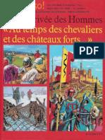 Hachette - La Vie Privée Des Hommes - Au Temps Des Chevaliers Et Des Chateaux Forts