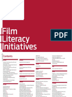 Film Literacy Initiatives 2014