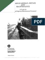 Guardrail Repair and Maintenance