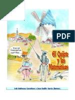 Cuadernillo Quijote y Matematicas