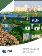 Doing Business in Ukraine