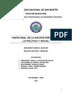 VISION REAL DE LA NACION PERUANA EN-LO-POLÍTICO-Y-SOCIAl