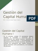 Gestion Del Capital Humano I