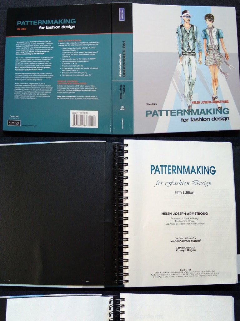 Patternmaking For Fashion Design Fifth Edition Fashion