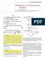 Precautionary Principle Papers