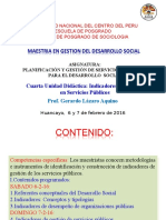 PyGSPDS IV Unidad Didactica