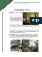 How is Biochar Made