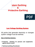 Earthing Systems N