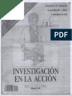Investigación en La Acción