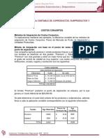 Ejemplo 9S7 Mecanica Contable de Coproductos Subproductos y Desperdicios