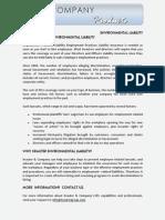 Environmental Liability